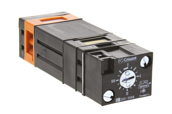 Product image for Adj positive time delay module,0.1-30sec