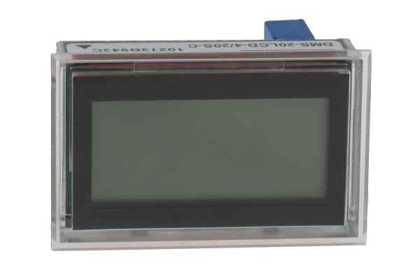 Product image for 3.5digit LCD self powered ammeter,4-20mA