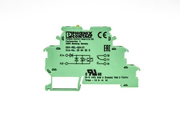 Product image for DEK-REL-G24/21