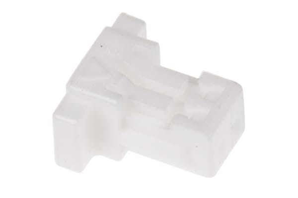 Product image for 2 WAY CRIMP TERMINAL HOUSING,1MM PITCH