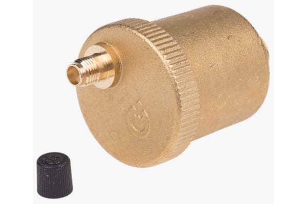 Product image for Minical automatic air vent,3/8in BSPT M