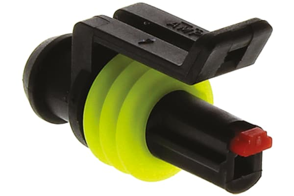 Product image for Superseal 1.5 1 way plug housing