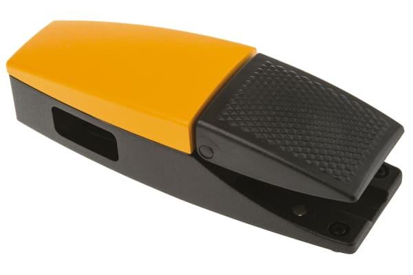Product image for Herga Pedal 5/2 Pneumatic Manual Control Valve 6255 Series