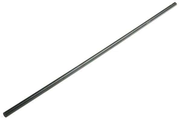 Product image for PPS GF rod stock stock,0.5m L 10mm dia