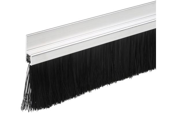 Product image for 180deg Al housed stripbrush,60Lx4Tmm