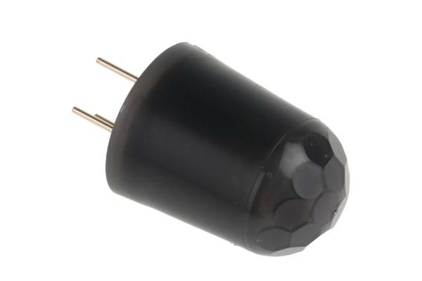 Product image for SENSOR, PIR, COMPACT, STD, 5M, BLACK