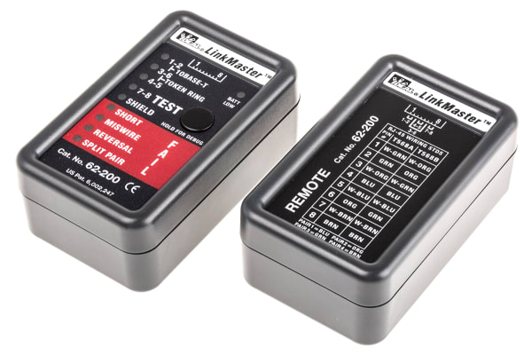 Product image for IDEAL LINKMASTER CABLE CHECKER