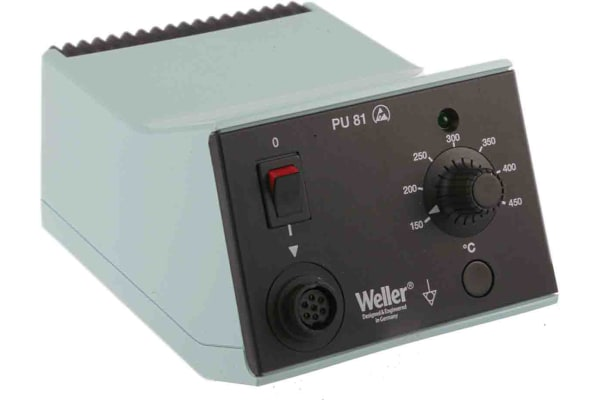 Product image for Weller PU 81 Power Unit 80W, 230V