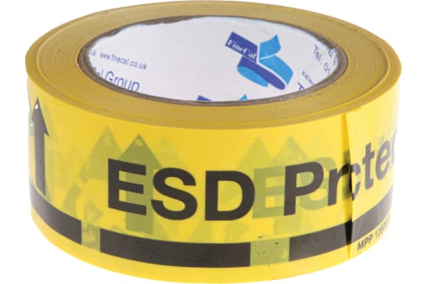 Product image for EPA floor marking tape,66mx50mm