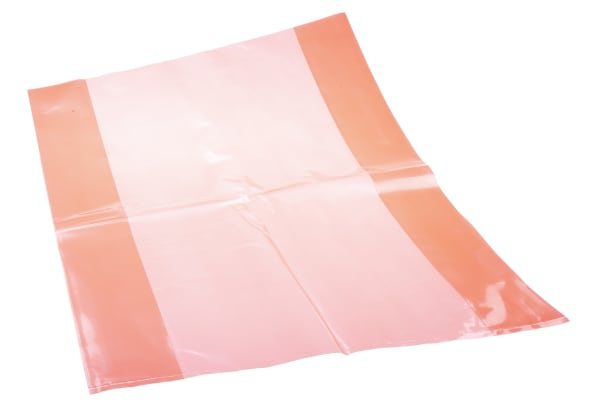 Product image for ANTISTATIC GUSSETED BAG,460/750 X 1080MM