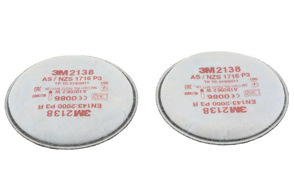 Product image for P3SL 2138 filter for respirator