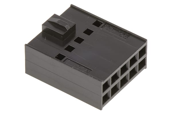 Product image for 10 way dual row housing