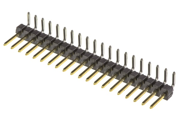 Product image for 20 way single row r/a header