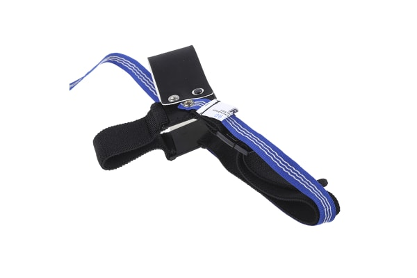 Product image for Antistatic heel grounder with adj strap