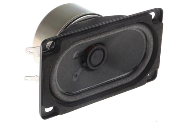 Product image for Visaton Speaker Driver, 10W nom, 15W max, 8Ω