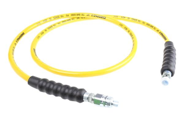 Product image for HIGH PRESS HOSE W/COUPLER,1.8M L 700BAR