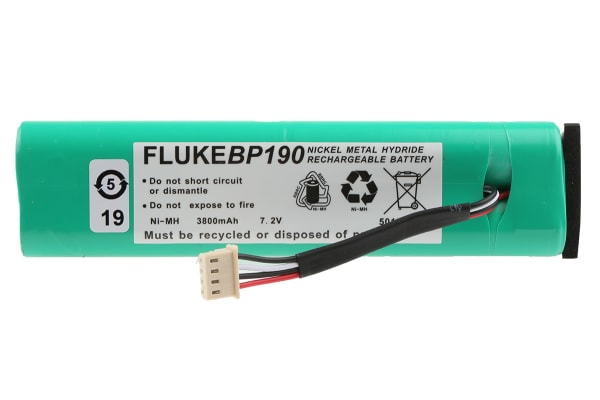 Product image for BP190 battery pack for scopemeter 190
