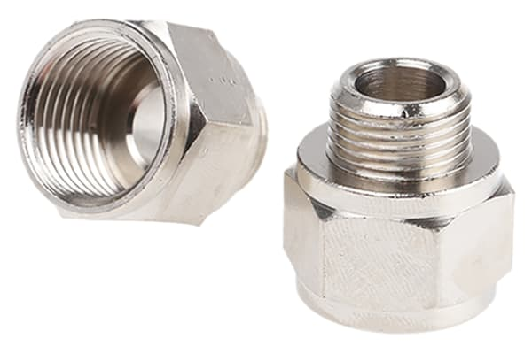 Product image for MALE - FEMALE BSPP EXPANDER,G3/8XG1/2