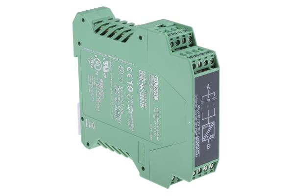 Product image for DIN Rail mount RS485 Repeater