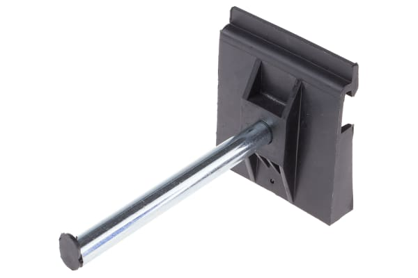 Product image for Louvred panel spigot,13sq tubex152mm