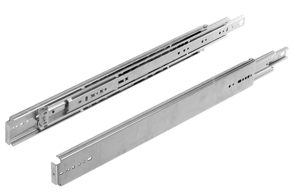 Product image for 8888 Steel Drawer Slide, 609.6mm Closed Length, 227kg Load