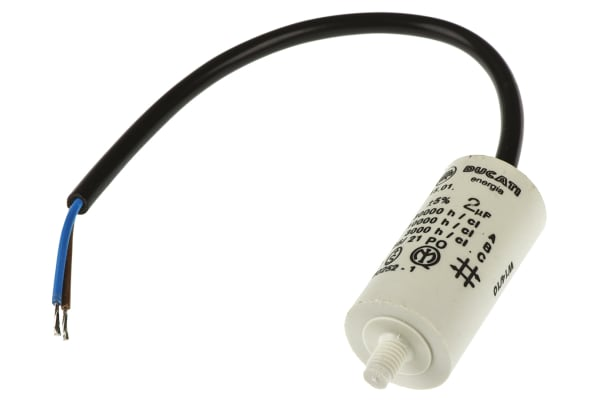 Product image for 41610/15 CABLE END MOTOR CAP,2UF 450V