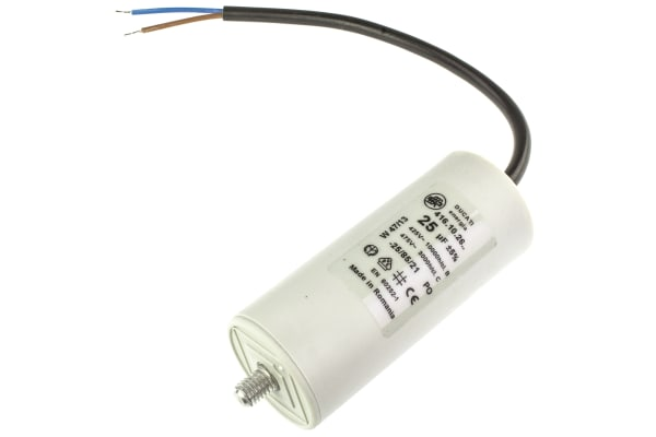Product image for 41610/15 CABLE END MOTOR CAP,25UF 450V