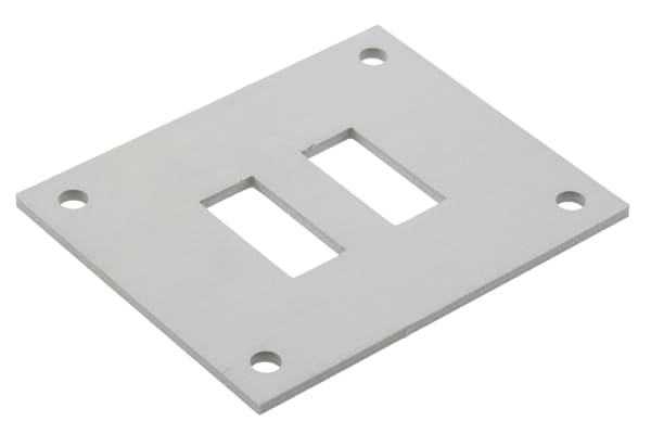 Product image for 2 way min thermocouple connector panel