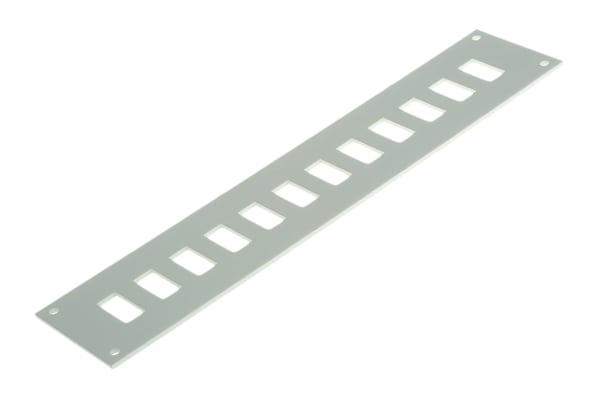 Product image for 12 way min thermocouple connector panel
