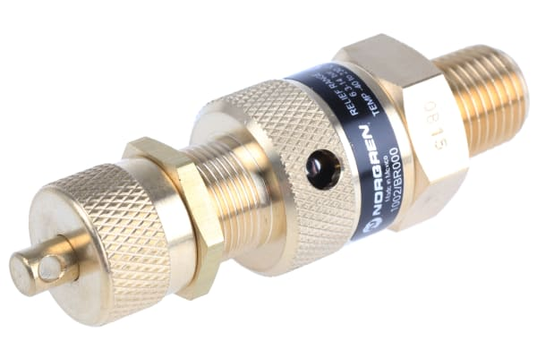 Product image for R1/4 PRESSURE RELIEF VALVE,6.3-14 BAR