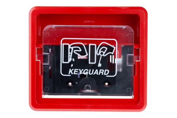 Product image for STANDARD RED KEYGUARD KEYCASE