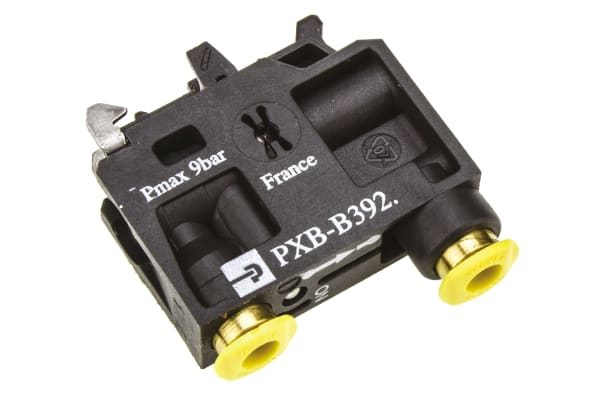 Product image for 3/2 normally open valve,4mm dia 60l/min