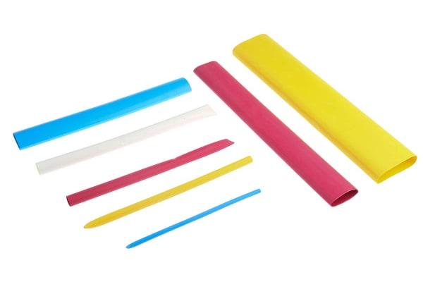 Product image for Coloured adhesive lined heatshrink kit