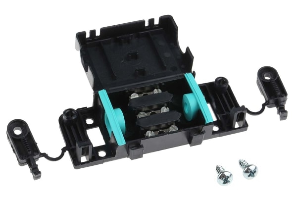 Product image for Nylon Terminal Block Housing IP44, Cable Mount
