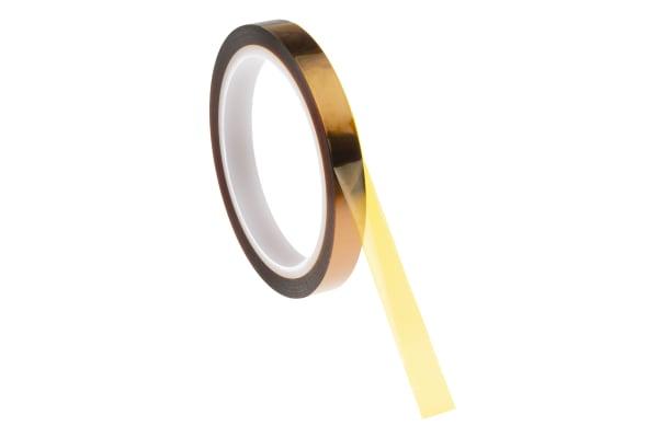 Product image for Tesa 51408 Orange Masking Tape 12mm x 33m
