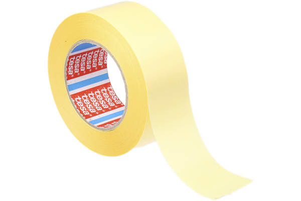 Product image for ECONOMY DOUBLE SIDED TAPE,50M L X 50MM W