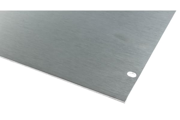 Product image for Natural finish 19in frontpanel,483x266mm