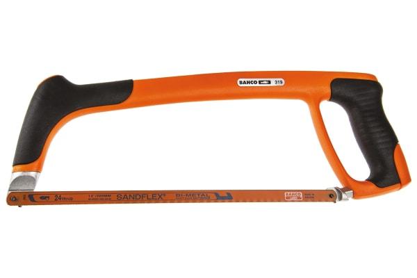 Product image for 2 position hacksaw frame,300mm blade