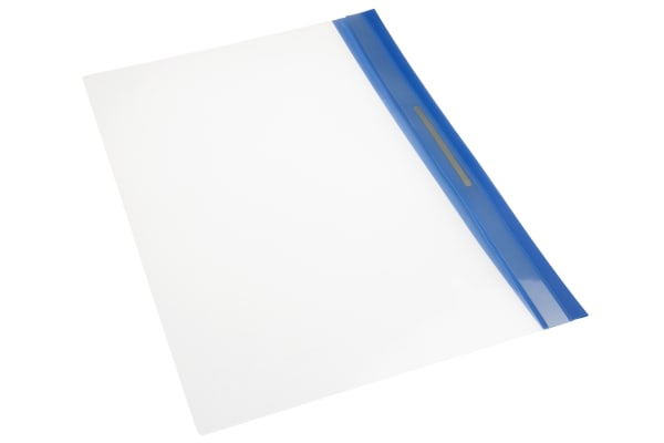 Product image for A4 antistatic ESD-safe clear binder