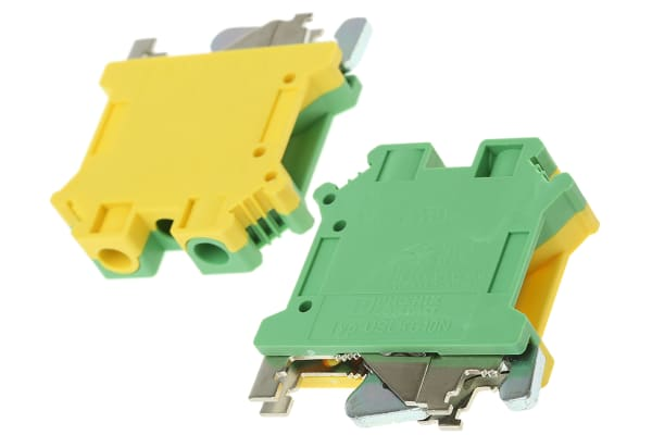Product image for Earth terminal,10sq.mm 76A