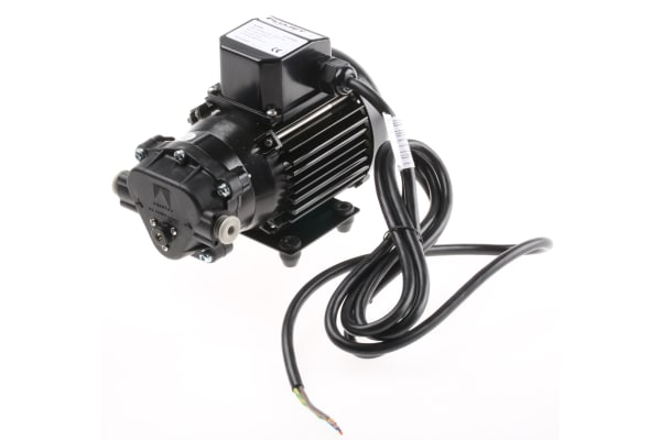 Product image for Xylem Flojet Diaphragm Electric Operated Positive Displacement Pump, 3L/min, 20 bar, 230 V