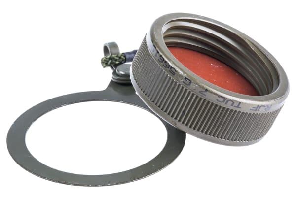 Product image for RJ FIELD TV SOCKET CAP FOR JAM NUT