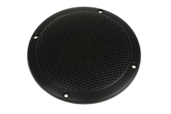 Product image for BLACK FULL RANGE LOUDSPEAKER,4OHM 60WMAX