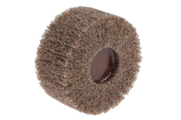 Product image for Abrasive flap brush,75x35mm medium grade