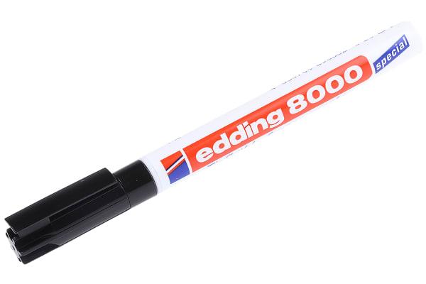 Product image for EDDING 8000 BLACK FREEZE MARKER PEN