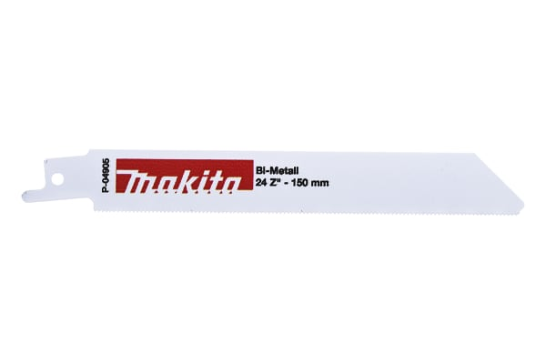 Product image for METAL CUT BLADE,6IN 24TPI