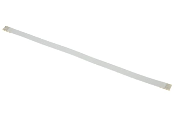 Product image for 10 way FFC cable assembly,0.5A 50V 0.5mm