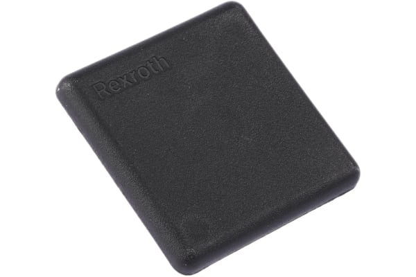Product image for BLACK PA CAP FOR STRUT PROFILE,40X40L