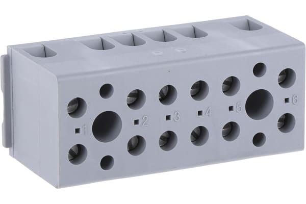 Product image for PHOENIX CONTACT ATEX 6WAY TERMINAL BLOCK