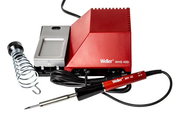 Product image for SOLDERING STATION WHS 40 D
